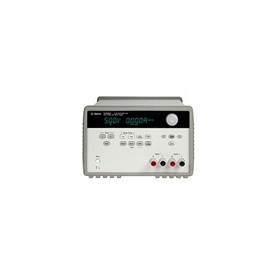 E3649A DC power supply, dual output, dual range: 0-35 V/ 1.4 A, 0-60V/ 0.8 A, 100 W. GP