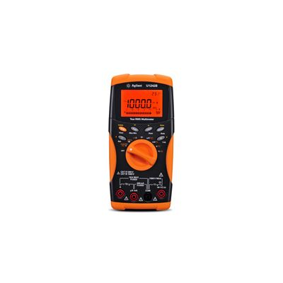 U1242B True RMS 10000 Count Handheld DMM with Datalogging