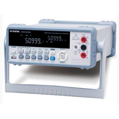 GDM-8342-Opt01 GW Instek 4 3/4 Digit Dual Display Bench Multimeter USB Storage/Device & GPIB