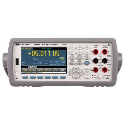 34465A Digital multimeter, 6.5 digit