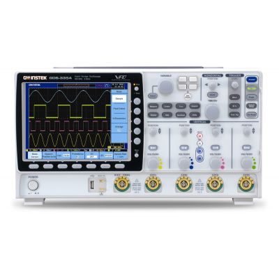 GDS-3502 GW Instek Digital Oscilloscope, 500MHz, 2 Channel, Colour LCD Display