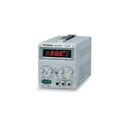 GPS-3030D GW Instek 90W Linear D.C. Power Supply 90W, 0 ~ 30V, 0 ~ 3A