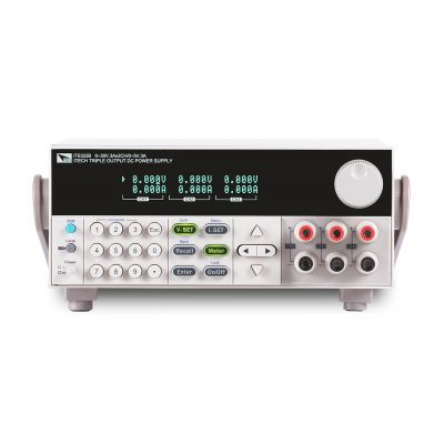 IT6302 ITECH Triple Output DC Power Supply 30V/ 3A/ 90W 2CH; 5V/ 3A/ 15W 1CH