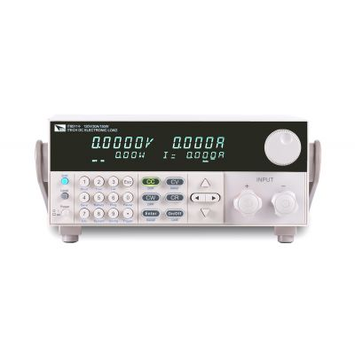 IT8512B+ ITECH 500 V/ 15 A / 300 W DC Electronic Load