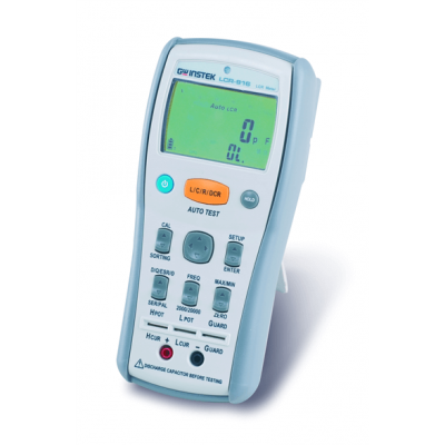LCR-916 GW Instek 100kHz Handheld LCR Meter