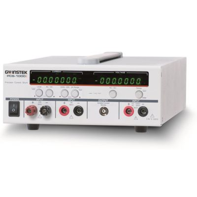 PCS-1000I GW Instek Isolated Output High Precision Current Shunt Meter