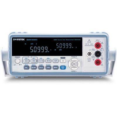 GDM-8341 GW Instek 50,000 Counts Digit Dual Measurement Multimeter