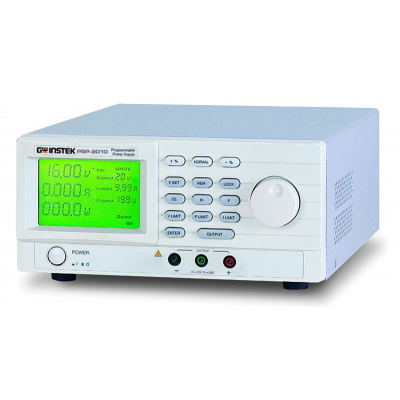 PSP-603 GW Instek Programmable D.C Switching Power Supply: 0-60V 0-3.5A LCD Display RS-232 Standard