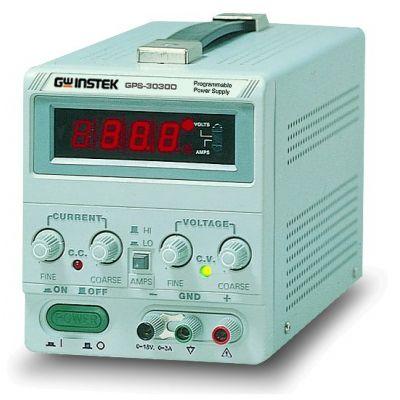 GPS-1830D GW Instek 54W Linear D.C. Power Supply 54W, 0 ~ 18V, 0 ~ 3A