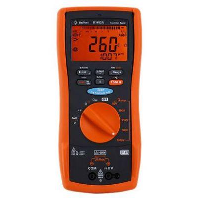 U1452A U1452A Insulation Resistance Tester, 50V to 1000V