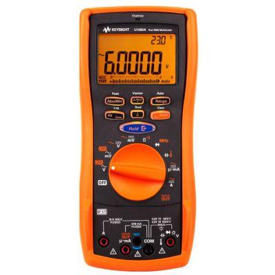 U1282A U1282A - DMM Handheld, 100kHz, True RMS 60,000 Count